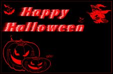 Free Happy Halloween Stock Photo - 6815490