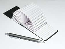 Free Notepad Stock Photography - 6815892