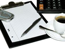 Free Notepad Stock Photo - 6815950