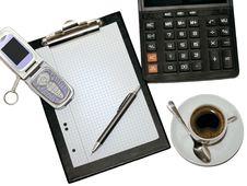 Free Notepad Stock Image - 6815961
