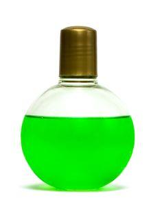 Free Bottle With Shampoo Royalty Free Stock Image - 6816356