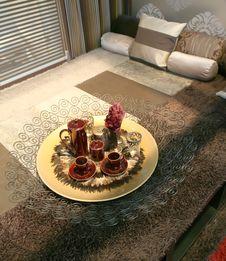Free Decorative Tray Stock Photo - 6816370