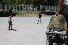 Free Skater Stock Photo - 6816970