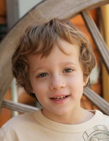 Free Portrait Of A Boy Royalty Free Stock Photography - 6818037