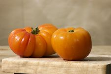 Free Heirloom_Tomatoes Stock Images - 6818204