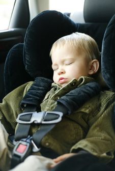 Free Little Boy Sleeping Royalty Free Stock Images - 6818609