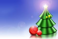 Free Christmas Tree Royalty Free Stock Image - 6819846