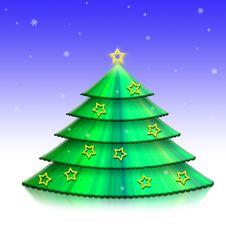 Free Christmas Tree Royalty Free Stock Photos - 6819868