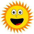 Free Happy Smiling Sun Stock Image - 6827061