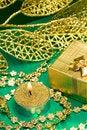 Free Golden Gift Box Stock Photos - 6828703