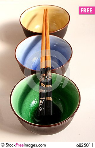 Free Bowls Stock Image - 6825011