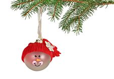 Free Christmas Ornament Stock Images - 6820734