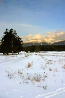 Free Bretton Woods, New Hampshire Royalty Free Stock Photography - 6821047