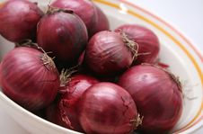 Free Red Onions Stock Photos - 6821923