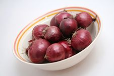 Free Red Onions Stock Photo - 6821930