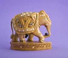 Free Elephant Figurine Stock Photo - 6821970