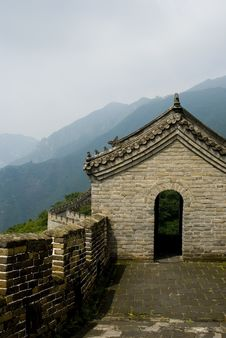 Free The Great Wall Of China _ Mutianyu4 Royalty Free Stock Photo - 6822055