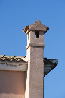 Free Roof Detail Royalty Free Stock Photos - 6822398