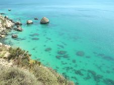 Sardinia S Emerald Waters Royalty Free Stock Images