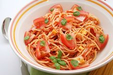 Free Pasta Stock Photo - 6822780
