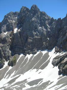 Free Towering Peaks Stock Images - 6823174