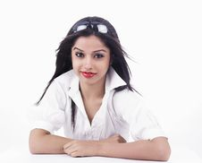Free Asian Girl Of Indian Origin Stock Photography - 6823322