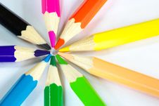 Free Color Pencils Stock Images - 6823704