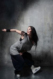 Free The Dancer Royalty Free Stock Photo - 6825785
