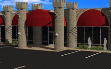 Free Renaissances Retail Center Royalty Free Stock Photos - 6826098