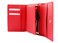 Free Red Empty Purse Royalty Free Stock Photo - 6826735