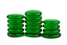 Free Abstract Glass Stacks Stock Photos - 6826943