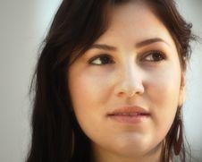 Free Beautiful Headshot Stock Photography - 6827292