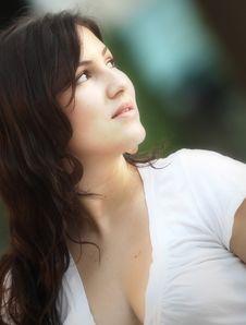 Free Beautiful Headshot Royalty Free Stock Image - 6827306