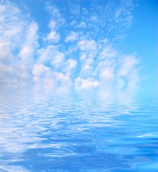 Free Clouds Royalty Free Stock Photo - 6827595