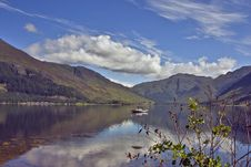 Free Loch Duich Stuns Royalty Free Stock Photos - 6827848