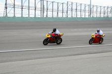 Free Moto Race Stock Photography - 6827932