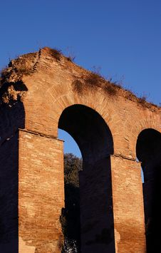 Free Aqueduct Stock Photography - 6828152