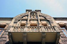 Free Old Balcony Royalty Free Stock Photos - 6828258