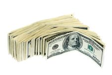 Free One Hundred Dollars Stock Photography - 6828332