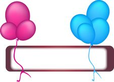 Free Ballons Stock Photo - 6829240