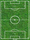 Free Soccer Pitch Stock Image - 6832341