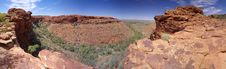 Free Watarrka Canyon Royalty Free Stock Photography - 6830997