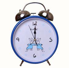 Free Alarm Clock Royalty Free Stock Images - 6831159