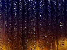 Free Raindrops Texture Horizontal Stock Photos - 6831243