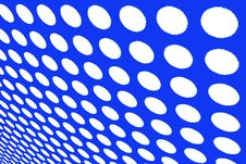 Abstract Dotted Background Royalty Free Stock Images