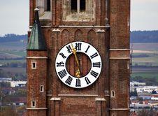 Free Church Clock Stock Photo - 6831590