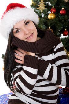 Free Happy Christmas Royalty Free Stock Photography - 6831877