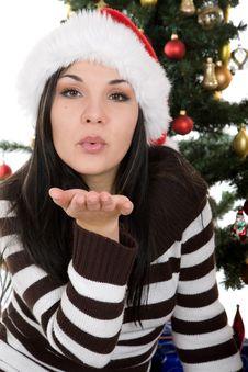 Free Happy Christmas Royalty Free Stock Photography - 6831917