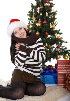 Free Happy Christmas Stock Images - 6831944