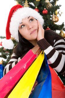 Free Happy Christmas Stock Photo - 6832000